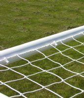 STEEL GOAL POST - ANTI-VANDAL - 8 x 6